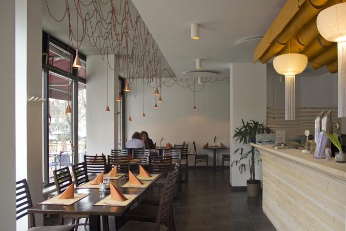 Samadhi restaurant yiconglu